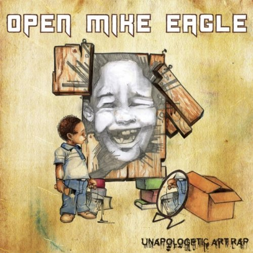 Open Mike Eagle - &quot;Unapologetic Art Rap&quot; - @@@1/2 (Review)