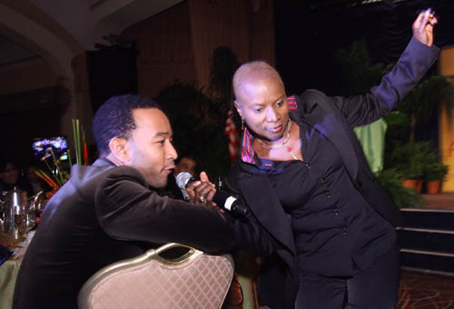 "Angelique Kidjo + John Legend - ""Move On Up"""