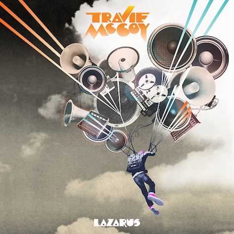 "Travie McCoy - ""Lazarus"" - @@@ (Review)"