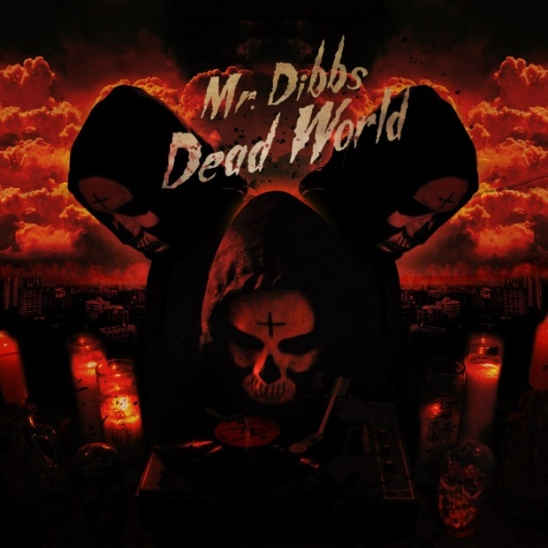 "Mr. Dibbs ""Dead World"" LP Available Online Today"