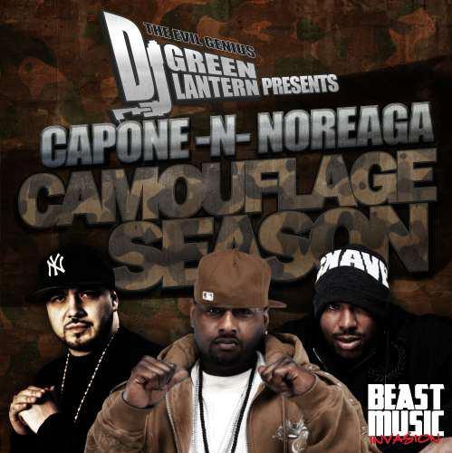 "UPDATE: Capone-N-Noreaga + DJ Green Lantern - ""Camoflage Season"" (Mixtape)"