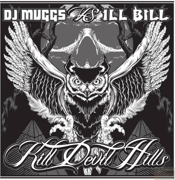 "UPDATED: DJ Muggs + Ill Bill ""Kill Devil Hills"" Album Cover + Tracklist"