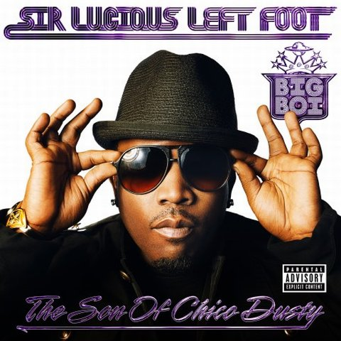 "Big Boi - ""Sir Lucious Leftfoot: The Son of Chico Dusty"" - @@@@1/2"