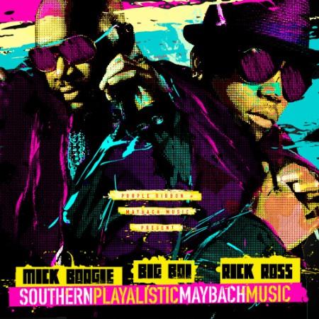 "Rick Ross + Big Boi + Mick Boogie - ""SouthernPlayalisticMaybachMusic"" (Mixtape)"