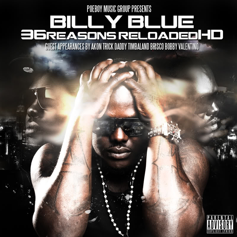 "Billy Blue - ""36 Reasons Reloaded HD"" (Mixtape)"