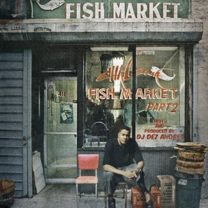 Chali 2na - &quot;Fish Market Part 2&quot; Mixtape - @@@1/2 (Review) 