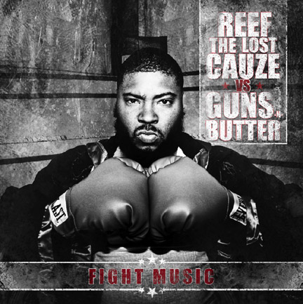 "Reef The Lost Cauze - ""Fight Music"" - @@@ (Review)"