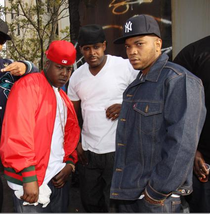 Styles P Talks LOX Album