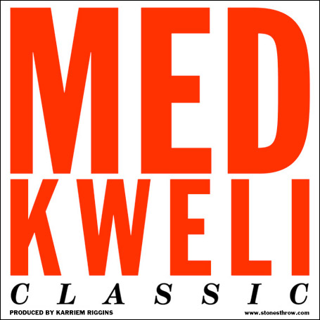 MED + Talib Kweli - &quot;Classic&quot; (MP3)