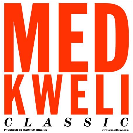"""MED + Talib Kweli - """"Classic"""" (MP3)"""