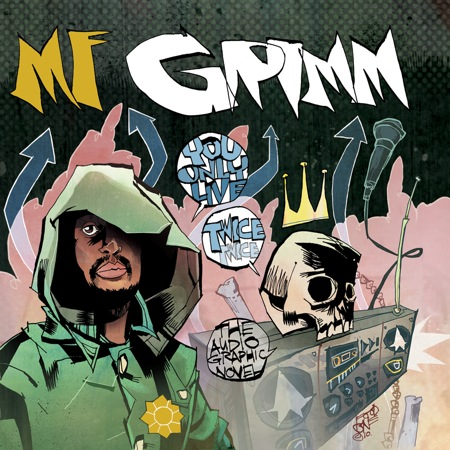 "MF Grimm - ""I Am King"" (MP3)"