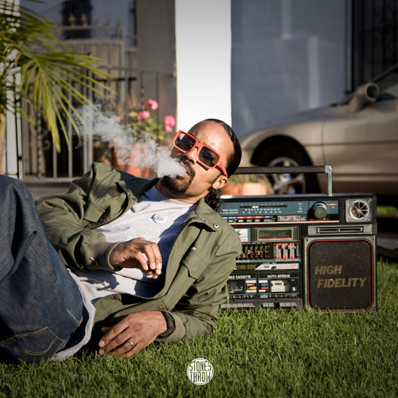 Dam Funk + MC Eiht - &quot;Hood Pass Intact&quot; (MP3)