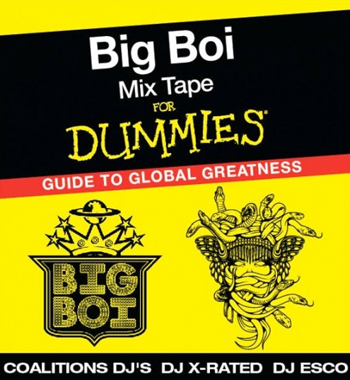 "Big Boi - ""Mixtape For Dummies: Guide To Global Greatness"" (Mixtape)"
