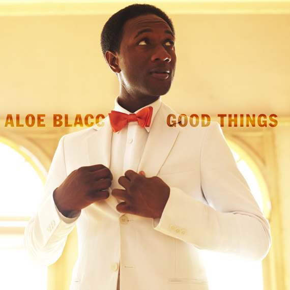 "Aloe Blacc Announces ""Good Things"" LP For Sept. 28th On Stones Throw"