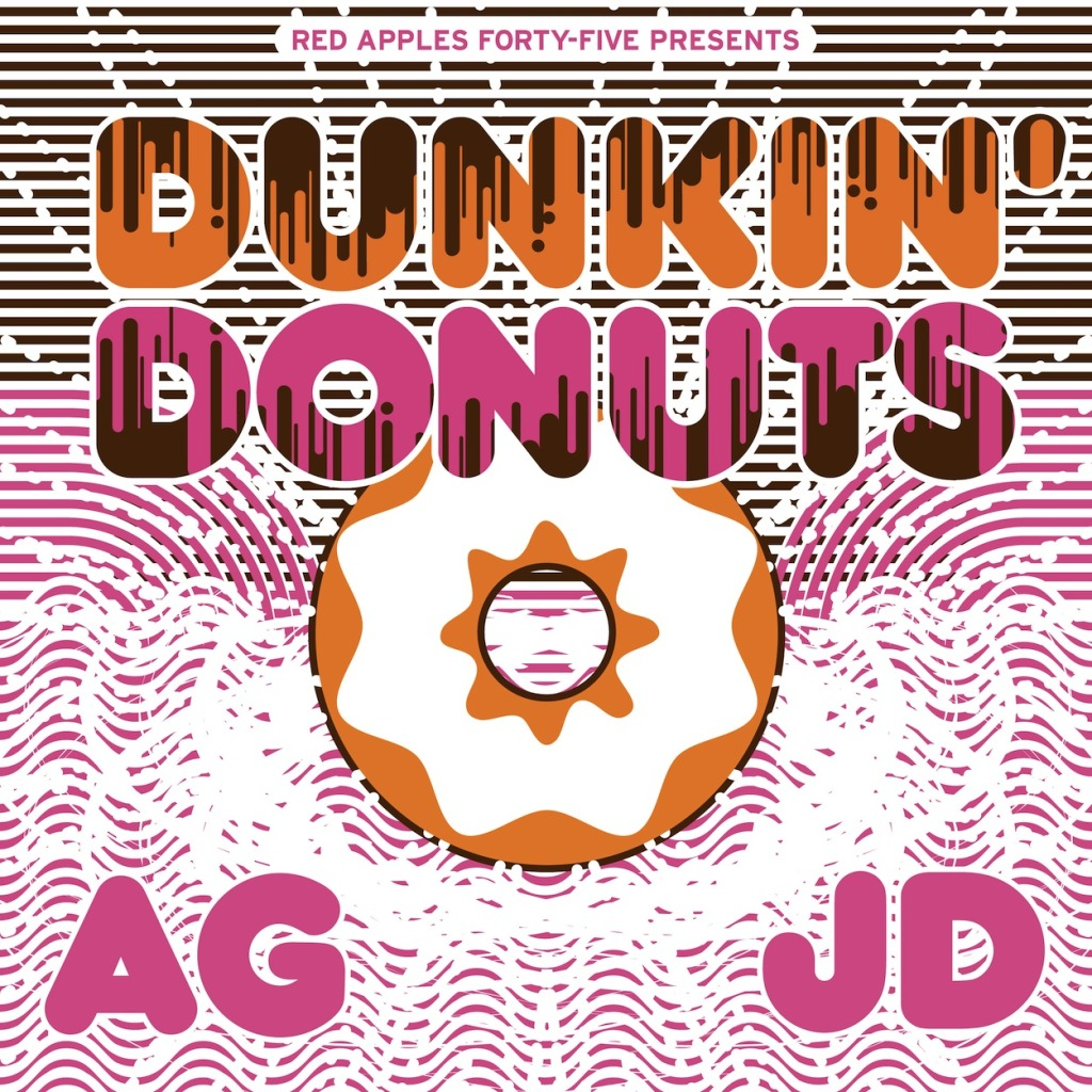 A.G. + J. Dilla - &quot;Dunkin&#039; Donuts&quot; (Mixtape)