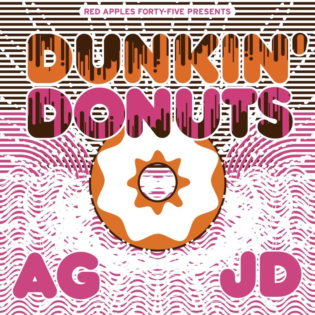 "A.G. + J. Dilla - ""Dunkin' Donuts"" (Mixtape)"