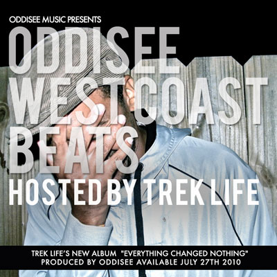 Oddisee - &quot;West Coast Beats&quot; (Hosted By Trek Life) (Mixtape)