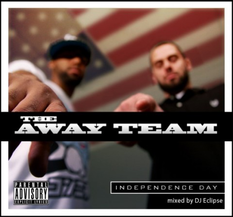 "The Away Team - ""Independence Day"" (Mixtape)"