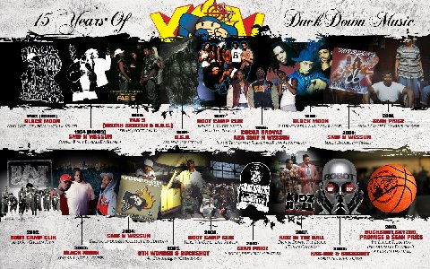 """15 Years Of Duck Down"" Tracklist Revealed"