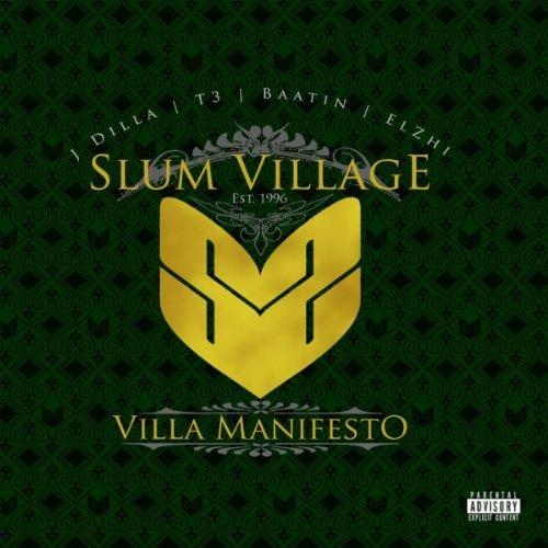 "Slum Village - ""Villa Manifesto"" - @@@@ (Review)"