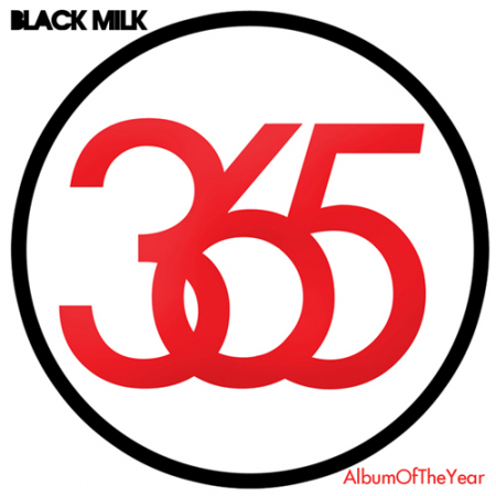 "Black Milk's ""Album Of The Year"" Cover Art + Tracklist"