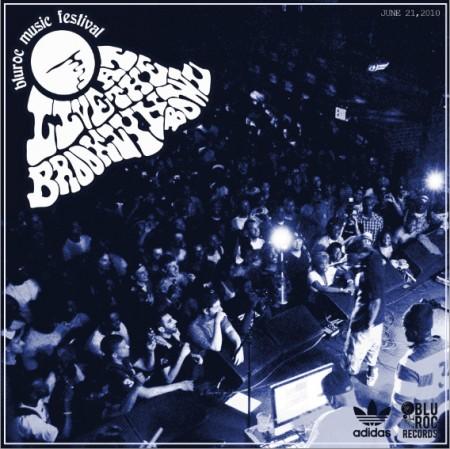 DD172 BluRoc Music Festival Live (Mixtape)