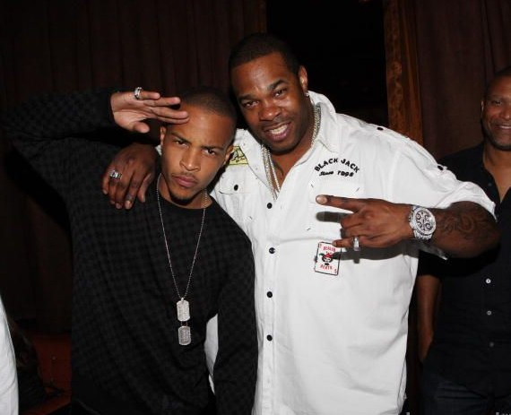 "Busta Rhymes, T.I., Cam'Ron, Ghostface, DMX - ""Stop The Party (Remix)"""