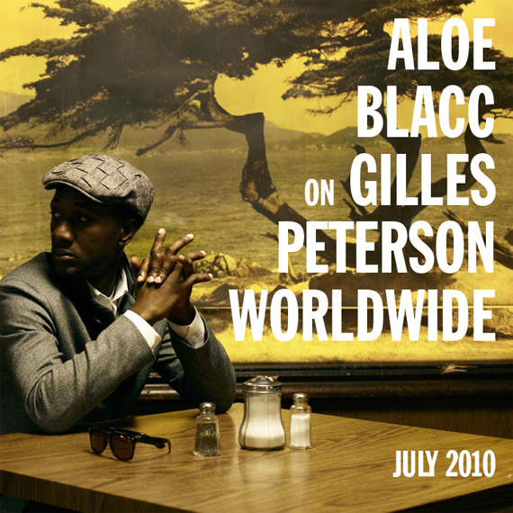 Aloe Blacc Interview With Giles Peterson