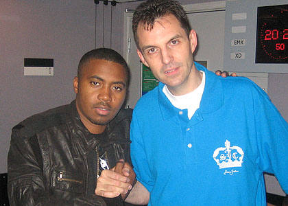 Nas Spills Details On Next Album On Tim Westwood