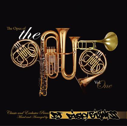 "DJ Risky Bizness - ""The Opus Of The Opus"" (Mixtape)"