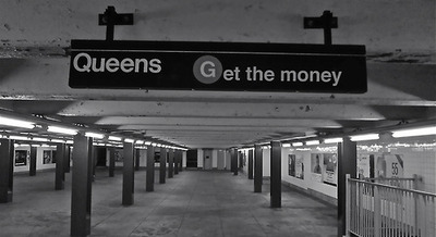 Queens Get The Money.