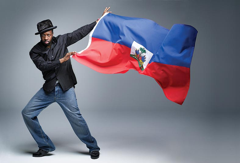 Wyclef May Run For President Of Haiti