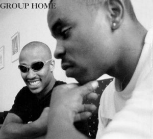"Group Home Prepping ""Gifted Unlimited Rhymes Universal"" LP"