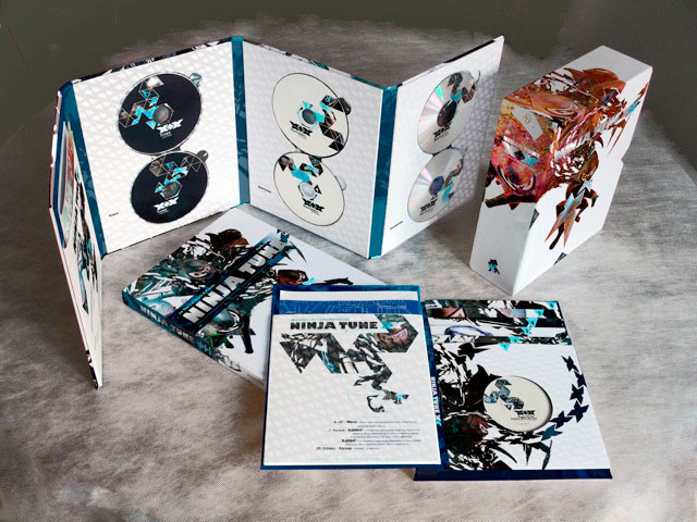 Ninja Tune Planning Twenty Year Anniversary Box Set