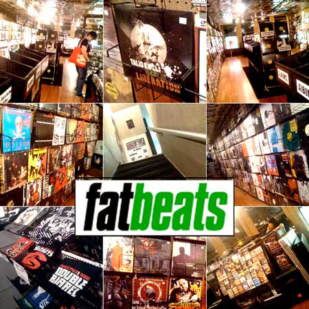 Fat Beats Announce Closing Of New York and L.A. Stores