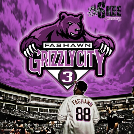 "Fashawn + DJ Skee - ""Grizzly City 3"" (Mixtape)"
