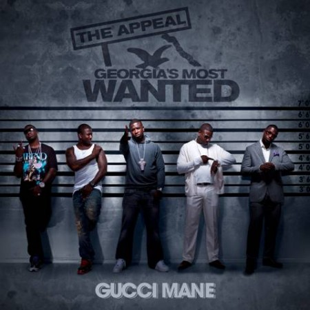 "Gucci Mane ""The Appeal"" Cover Art"