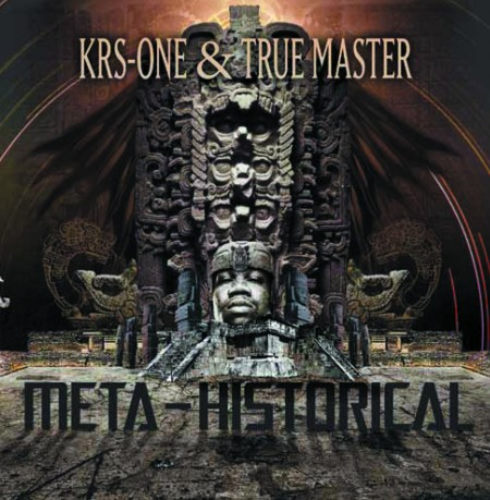 KRS-One + True Master - &quot;Street Rhymer&quot; (feat. Cappadonna) (MP3)