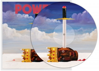 "Kanye West ""Power"" Picture Disc Vinyl"