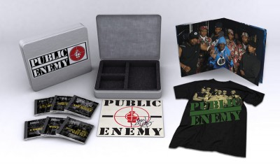 Public Enemy Box Sets Coming