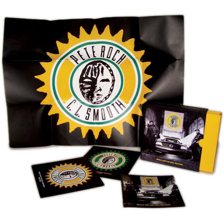 Boner-Inducing Deluxe Box Sets From Pete Rock, MF Doom, BDP Coming