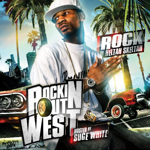 "Rock of Heltah Skeltah Preps New Mix CD ""Rockin' Out West"""