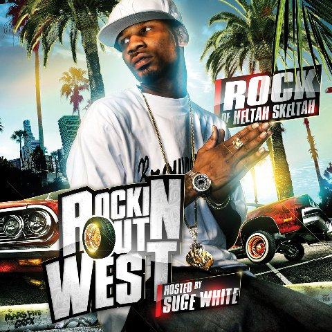 """Rock of Heltah Skeltah Preps New Mix CD """"Rockin' Out West"""""""
