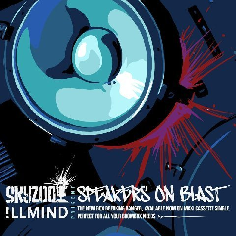 Skyzoo + Illmind - &quot;Speakers On Blast&quot;