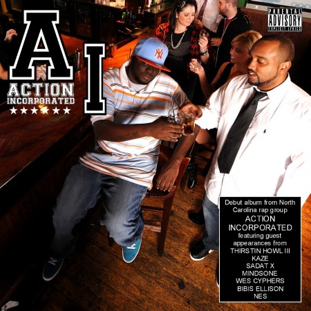 "Action Inc - ""Furious"" (feat. Thirstin Howl III) (MP3)"