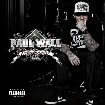 "Paul Wall - ""Heart Of A Champion"" - @@@1/2 (Review)"