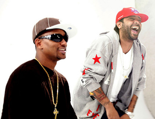 Cam'Ron + Jim Jones -