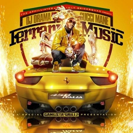 Gucci Mane + DJ Drama -
