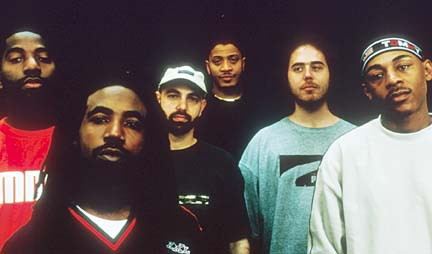 Jurassic 5 + Al' Tariq + Grav + Mykill Miers Wake Up Show Freestyle (MP3)