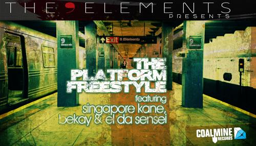 Singapore Kane, Bekay & El Da Sensei -